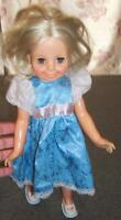 "Ideal Velvet Crissy Cousin Growing Hair 16"" Doll Vintage"