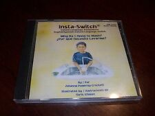 (5) Insta-Switch Instant Language Translations English Spanish CD ROM WIN/MAC