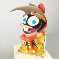 Fairly Odd Parents: Timmy as Cleft The Boy Chin Wonder Articulated Figure New 6""