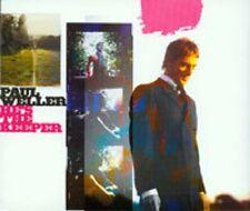 PAUL WELLER Keeper 2 UNRELEASED TRX UK CD SEALD THE JAM