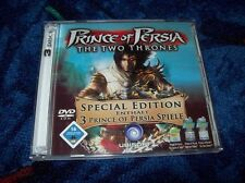 Prince of Persia Trilogy DVD SPECIAL EDITION PC 1 - 3