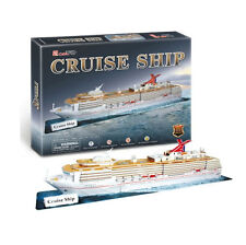 cubic fun 3D Puzzle Paper Model American Cruise Ship birthday gift toy T4006H 1p