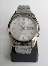 SEIKO 5 SNK355K1 Reloj De Pulsera Reloj Hombre Automático Nuevo y en Caja orig.