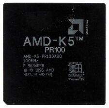 Vintage CPU amd-k5 pr100 [6914]