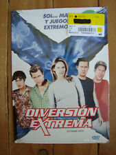EXTREME DAYS DIVERSION EXTREMA dante basco eric hannah NEW DVD CARBOARD ENVELOPE