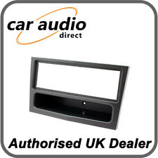 Connects2 CT24VX06 Facia Plate (Charcoal Metallic) Vauxhall Astra H 2004> 2010