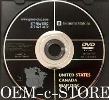 CADILLAC GMC CHEVROLET HUMMER NAVIGATION DVD CD DISC 15906573U DISK GPS MAP 1.0