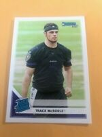 2019 DONRUSS RC TRACE MCSORLEY BALTIMORE RAVENS RATED ROOKIE - B5916