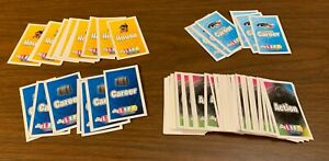 The Game of Life Electronic Banking Replacement Pieces Parts SET of Game Cards