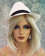 """SAMANTHA"" RENE OF PARIS AMORE MONOTOP WIG *CREAMY BLOND NIB WITH TAGS 582"