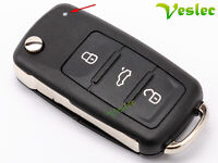 TELECOMMANDE CLE POUR VW BEETLE UP POLO T5 JETTA TIGUAN TAURAN 5K0837202AD 3BOUT