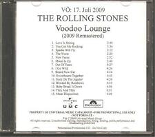 "ROLLING STONES ""Voodoo Lounge"" German Acetate Promo CD RAR"
