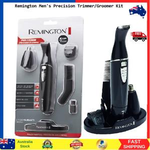Remington Personal Groomer Trimmer Hair Ear Nose Eyebrow Neck Shaver Men NEW AU