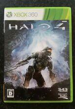 Halo 4 Xbox 360 Japanese