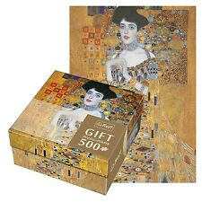 Trefl 500 Piece Adele Bloch Bauer Portrait Gift Boxed Present Jigsaw Puzzle NEW