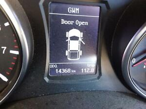 GREAT WALL MOTORS STEED INSTRUMENT CLUSTER 07/16-