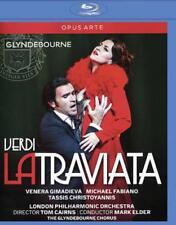 LA TRAVIATA (GLYNDEBOURNE) NEW BLU-RAY