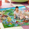 Kriechende Matte Baby Teppich Spielteppich Puzzle Spiel Kinderzimmer Teppich
