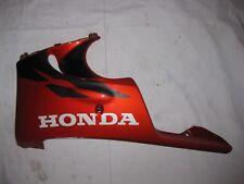 Honda CBR 900 SC 33 Seitenverkleidung, Bugverkleidung links
