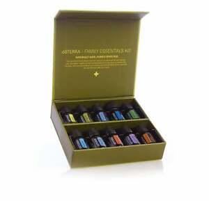 doTERRA Family Essentials Kit 10 - 5 ml NIB Sealed Box