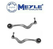 BMW E60 525i Pair Set of 2 Front Left and Right Lower Forward Control Arms Meyle