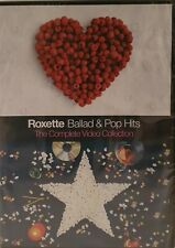 ROXETTE - BALLAD AND POP HITS, DVD New, sealed, Ukrainian Edition