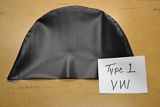 VW VOLKSWAGEN TYPE 1 BUG BEETLE BLACK SPARE TIRE COVER USA MADE TOP QUALITY