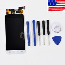 White Touch Screen Digitizer LCD Display For Samsung Galaxy J3 J320P/M/F FREE US