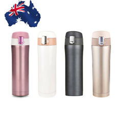 500ml Stainless Steel Insulated Thermos Cup Flask Travel Mug Water Drink Bottle