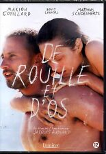 DVD - DE ROUILLE ET D'OS - Marion Cotillard