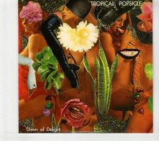 (GT301) Tropical Popsicle, Dawn of Delight - 2013 DJ CD