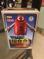 Bandai GT02 Chogokin Robocon Popy Robot