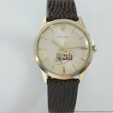 Rare Fancy Original Dial Rolex Vintage Private Label Automatic Colorful Watch