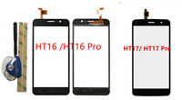 For Homtom HT17 HT17 Pro / HT16 HT16 pro Touch Screen glass Digitizer