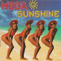 Compilation 4xCD Mega Sunshine - France (M/EX)