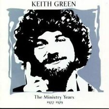 The Ministry Years: 1977-1979 by Keith Green (CD, Mar-1999, 2 Discs, Sparrow Records)