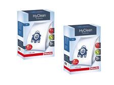 Genuine Miele GN HyClean C1, C2, C3, Cat & Dog 800 & 5000 HOOVER SACCHETTI X 8