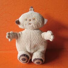 "Makka Pakka 17 cm or 6 1/2"" In The Night Garden Mini Soft Toy, Hasbro 2008"