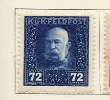 Austria 1915 Early Issue Fine Mint Hinged 72h. 193001