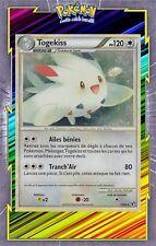 🌈Togekiss Holo - HS04:Indomptable - 9/90 - Carte Pokemon Neuve Française