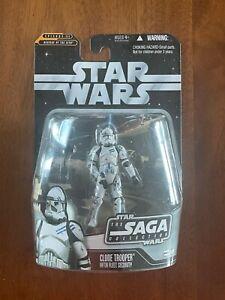 Hasbro Star Wars Saga Collection 057: Clone Trooper (442nd Siege Battalion) 2006