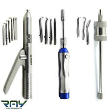 Dental Surgical Instruments Automatic Manual Crown Remover Gun Restoration Lab