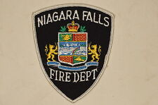Canadian Ontario Niagara Falls Fire Department Patch