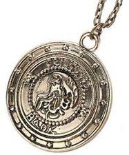 Amazing Harry Potter Gringotts Bank Coin Pendant with Luxury Velvet Bag NEW