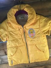 TWEETY BIRD Tiny Toon Adventures 1997 Yellow Puffy Coat Infant Baby Child