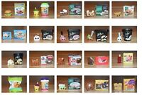 YOU PICK - Shopkins Real Littles Season 12 13 14 Figure & Container + $.99 SHIP