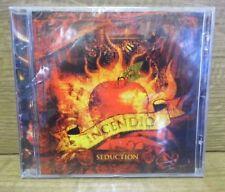 Incendio - Seduction - CD NEW & SEALED         **FREE UK POSTAGE**
