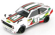 Toyota Starlet Nobuhide Tachi JTCC 1977 1:43