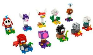 Lego Super Mario Characters Series 2 Complete set of 10 Brand New 71386