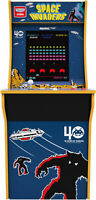 Retro Classic Space Invaders Video Arcade Machine, Arcade1UP Cabinet Machine